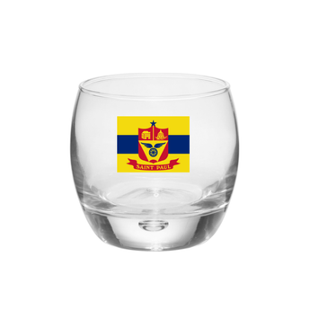 Talisman & Co. | Saint Paul Minnesota Flag Whiskey Glass
