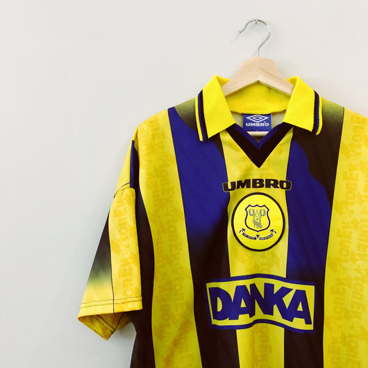 Everton 1996-98 Umbro Away Jersey