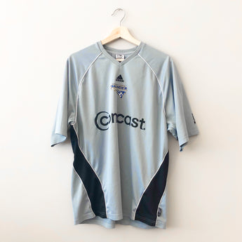 Minnesota Thunder 2006 Adidas Player Issued Pre-Match Jersey