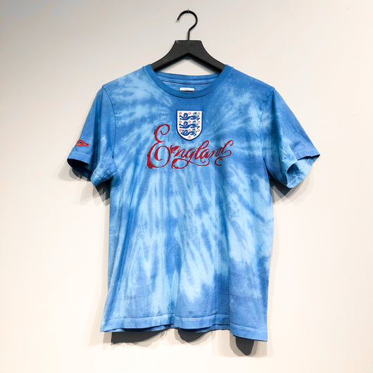 England Acid Washed Umbro Tee