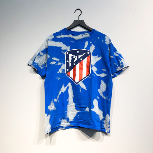Atletico Madrid Acid Washed Tee