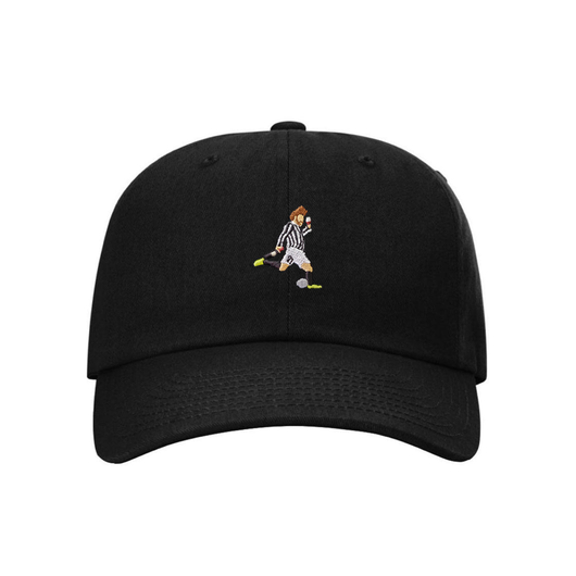 Talisman No Vino, No Party Black Dad Cap