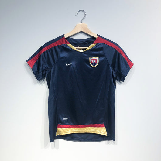 USA 2007 Women's Nike Away Jersey