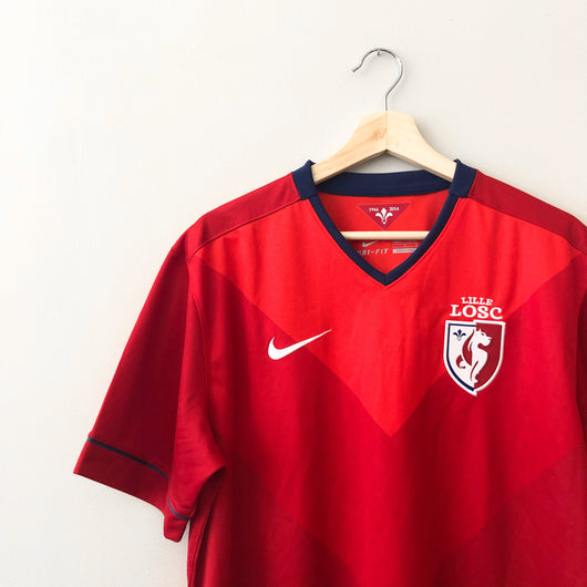 Lille 2014-15 Nike Home Jersey