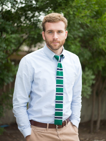 Mens Knit Ties