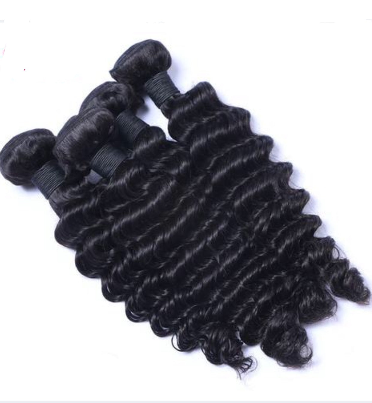 Brazilian Deep Wave Remy 100 Human Hair Extensions Snag Shop