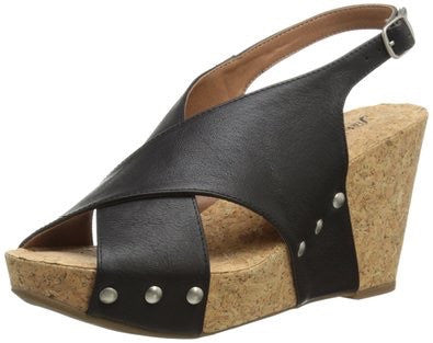 Lucky Brand Minari Wedge Shoes