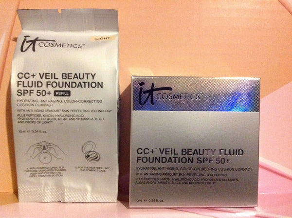 It cosmetic cc+Veil fluid foundation refill Make-up