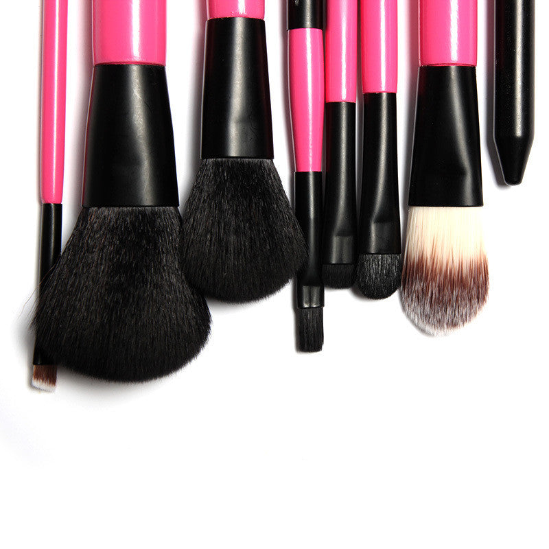 NAKEHOUSE-Hot Professional Goat Hair 7Pcs Makeup Brush Set Tools Cosmetic Make Up Brush Set,Multiple brushes