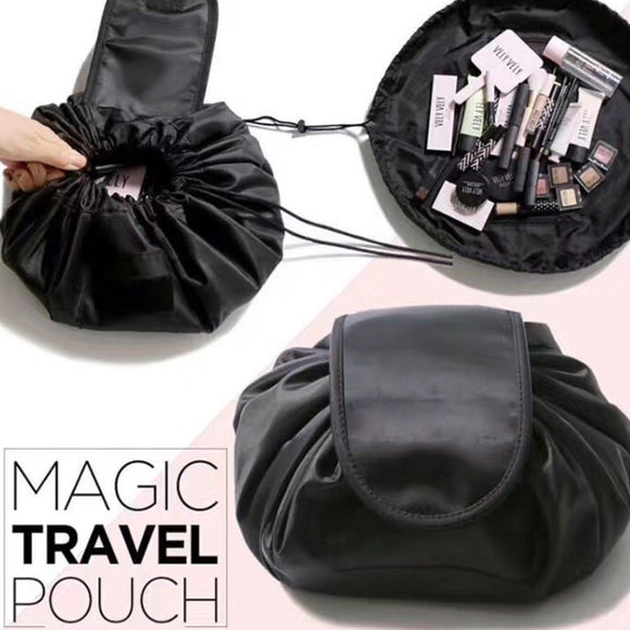 NAKEHOUSE-Magic Cosmetic Travel Pouch,,Storage