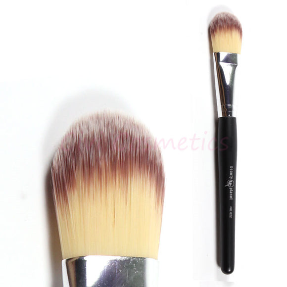 NAKEHOUSE-Bristle Professional Foundation Brush Makeup Brushes & Tools,Single brush