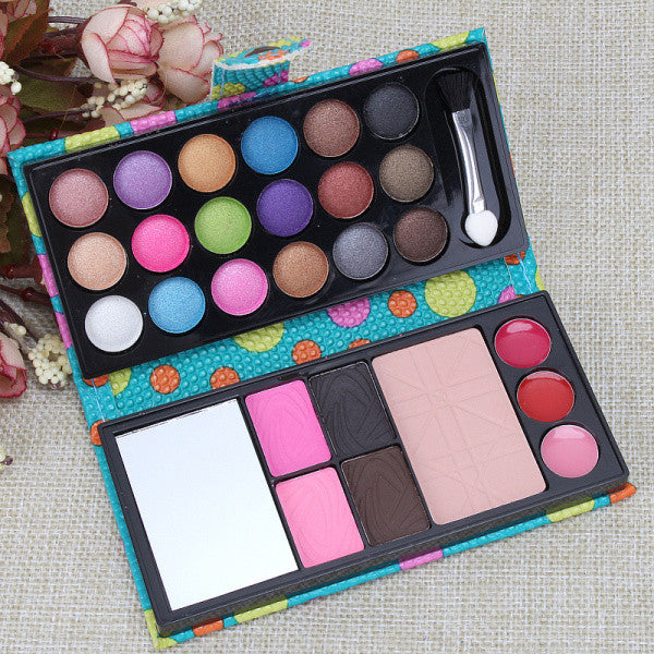 NAKEHOUSE-26 Colors Eyeshadow Natural Waterproof Make Up Palette Set,Makeup Set