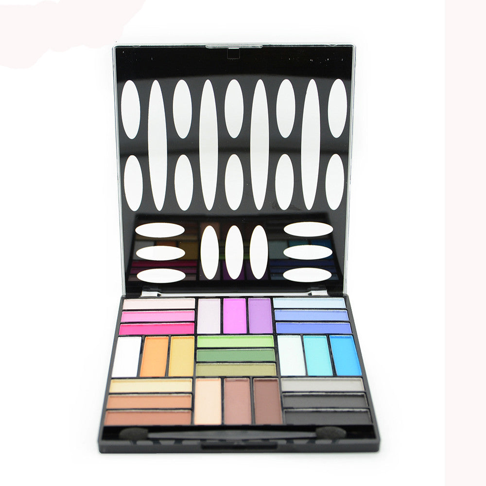 NAKEHOUSE-27 Colors Eye Shadow Palette 3 Style Color,eye shadow