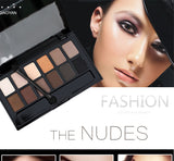 Eye makeup-12 Colors Make Up Set Nudes Naked Eyeshadow Pallete,eye shadow