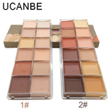 NAKEHOUSE-12 Colors Base Concealer Palette,Concearler