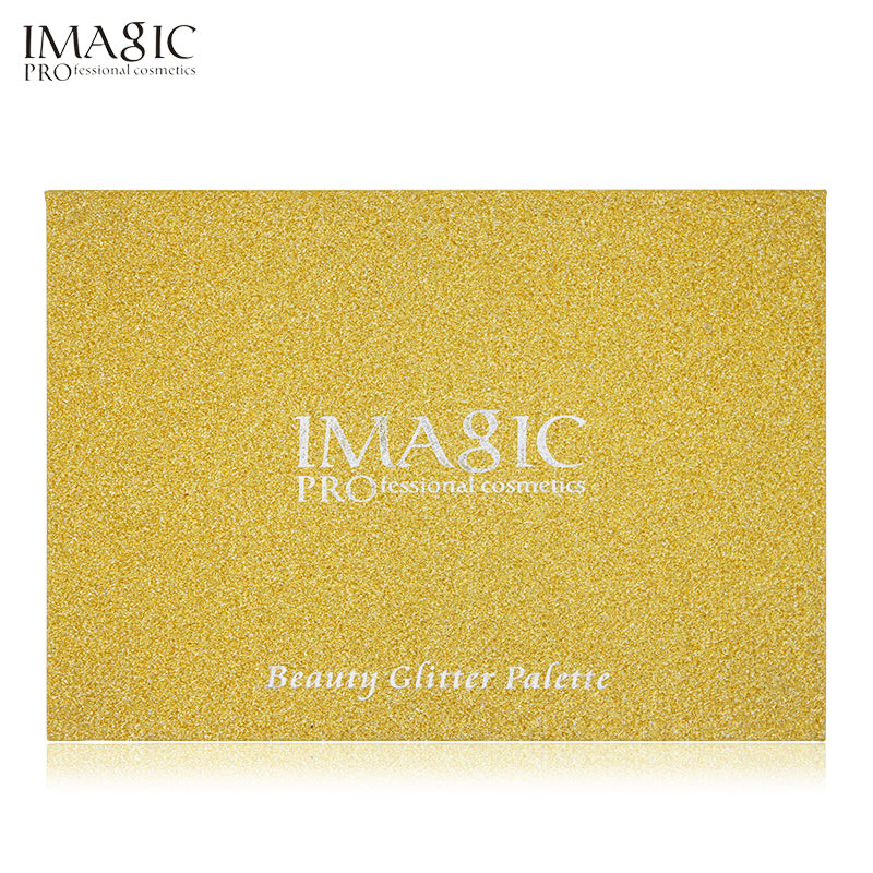 12 Color Glitter Diamond Rainbow Make Up Eyeshadow