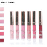 NAKEHOUSE-6 Colors Easy To Wear Long-lasting Waterproof BEAUTY Gloss Waterproof Matte  Lipstick Set,Lipstick