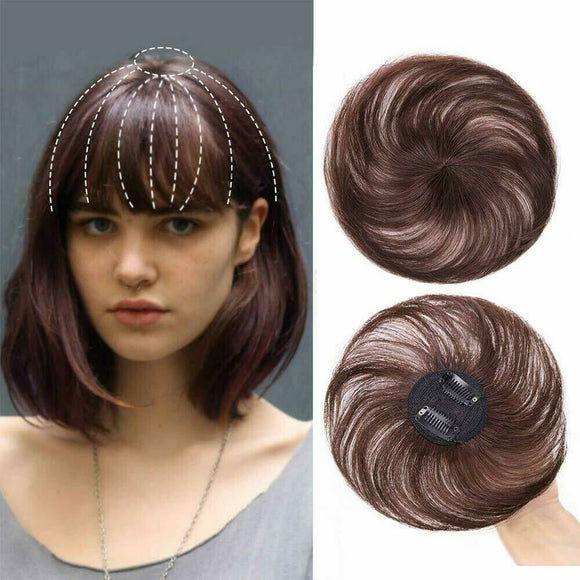 Confy Clip-On Hair Topper