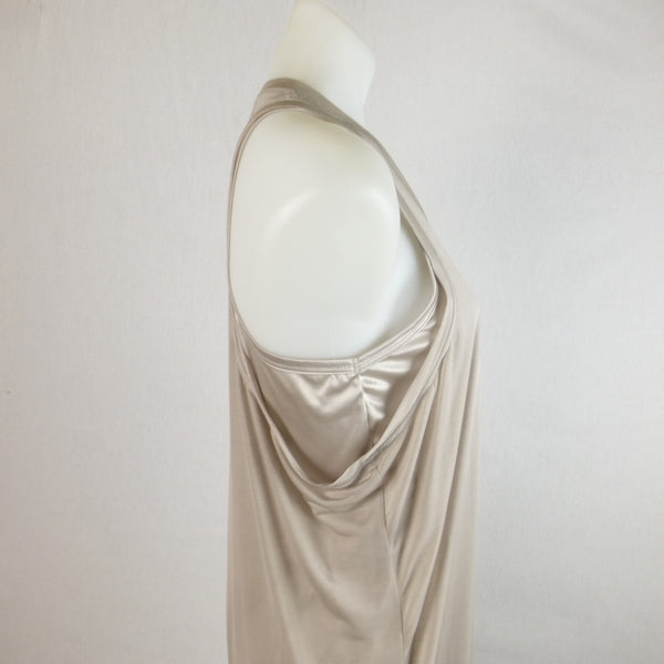 Calvin Klein Layered Slip Dress Size S