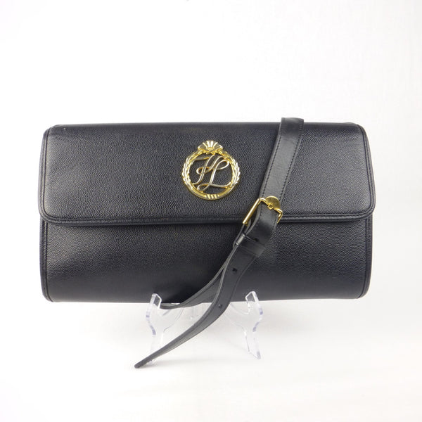 Karl Lagerfeld Black Clutch
