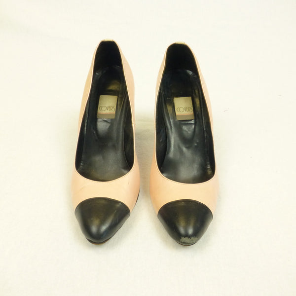 Covers Two Tone Shoes. Sz 8