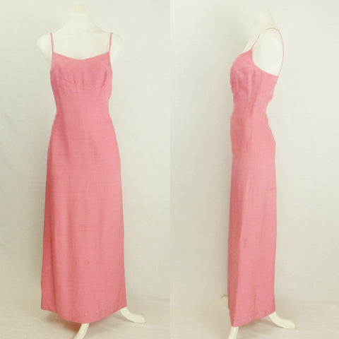 Ninette Creations Pink Ballgown. Sz S
