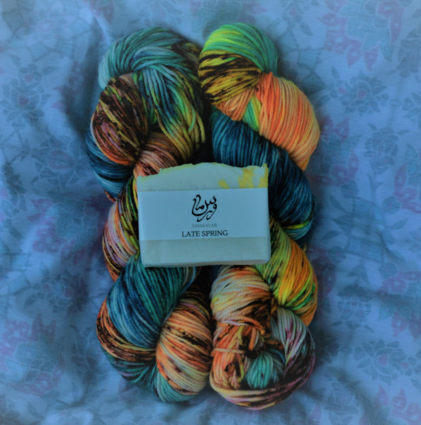 JUNE '20 YARN BOX