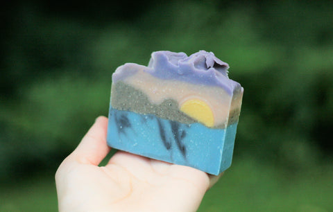 Champlain Lake Vegan Soap