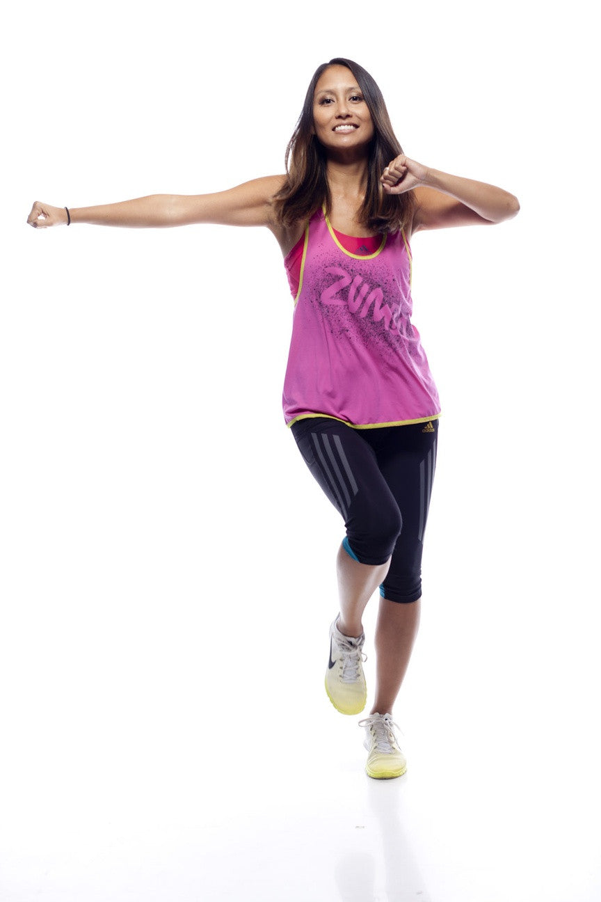 Q & A WITH ELAINE CHONG - ZUMBA FITNESS INSTRUCTOR [VANCOUVER]