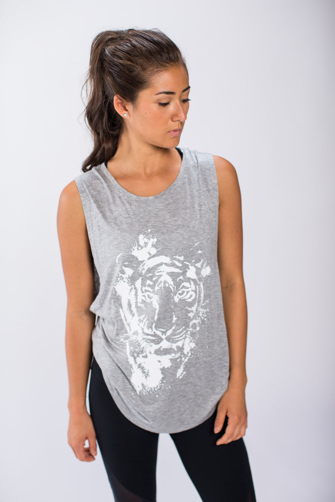 Tiger Muscle Tank