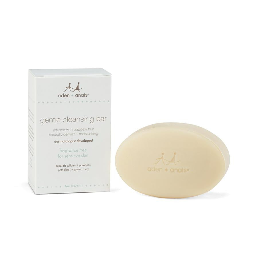 Aden and Anais Unscented Gentle Cleansing Bar