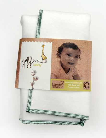 Geffen Fleece Prefold Diaper