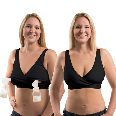 Rumina Pump&Nurse Relaxed all-in-one Nursing Bra