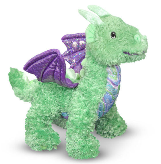 Melissa & Doug Zephyr Green Dragon