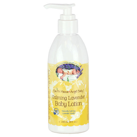 Earth Mama Angel Baby Calming Lavender Baby Lotion