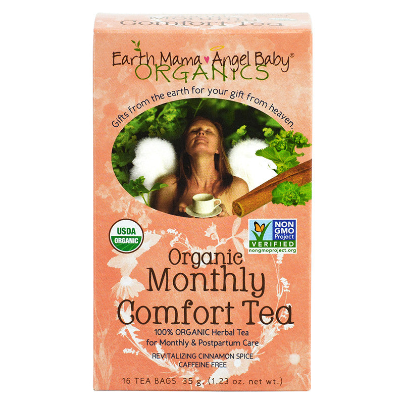 Earth Mama Angel Baby Organic Monthly Comfort Tea