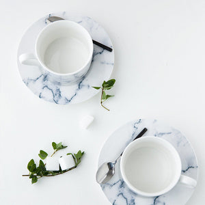 Marble Tea Cups (Set of 2)