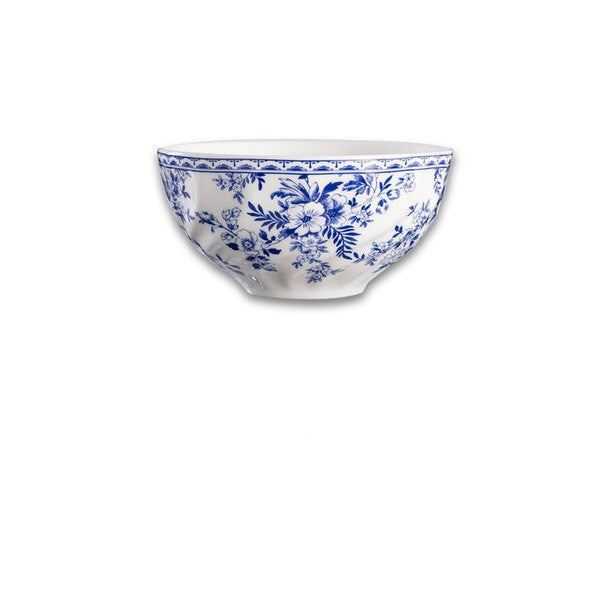 Royal Blue Soup Bowl