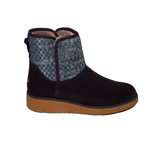 Millers Classic Ultra Short Ugg with Sock and Wedge Sole