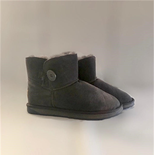 Bailey Ultra Short 1 Button UGG Grey