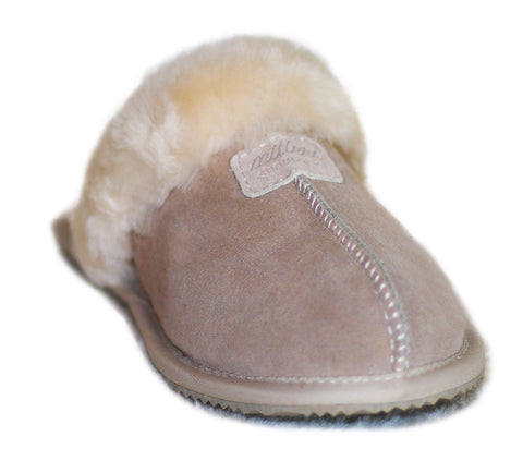UGG Slipper Thin Sole Sand