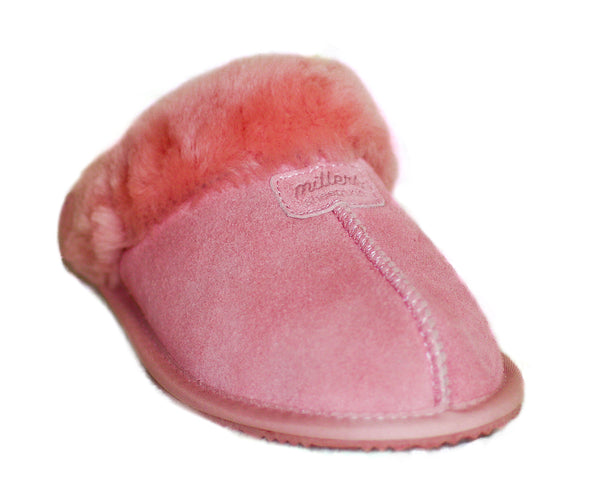 UGG Slipper Thin Sole Pink