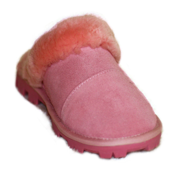 UGG Slipper Thick Sole Chestnut Pink