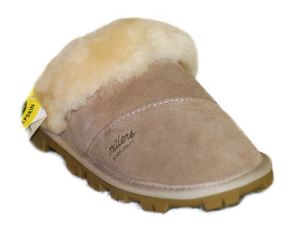 UGG Slipper Thick Sole Sand