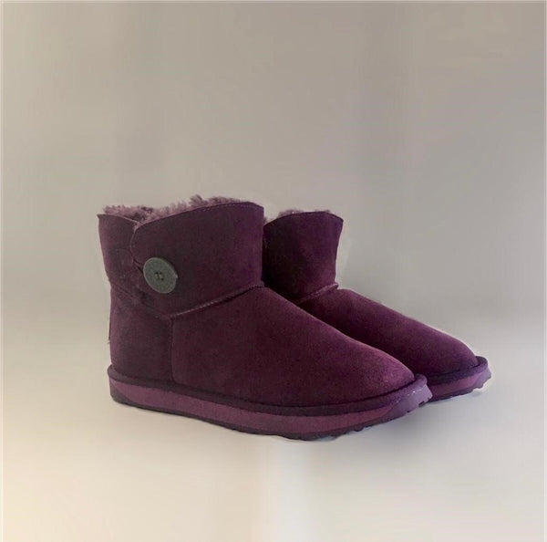 Bailey Ultra Short 1 Button UGG Purple