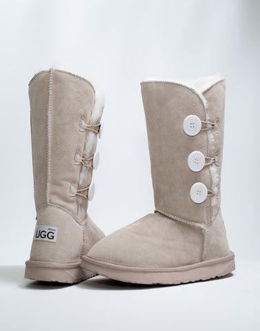 "Bailey 3-Button 14"" Tall UGG Sand"