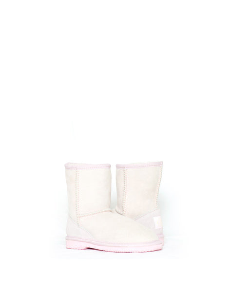 "Millers Kids Classic Short 5"" UGG White"