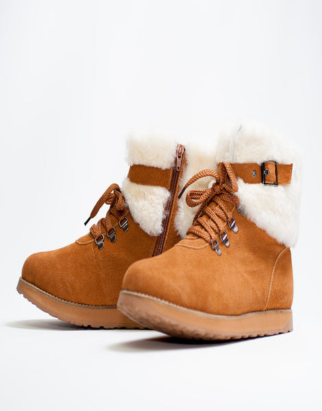 "Sneakers 7"" UGG Chestnut"