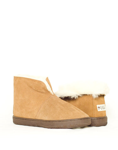"Millers Ankle Boot 5"" UGG with stitch sole"