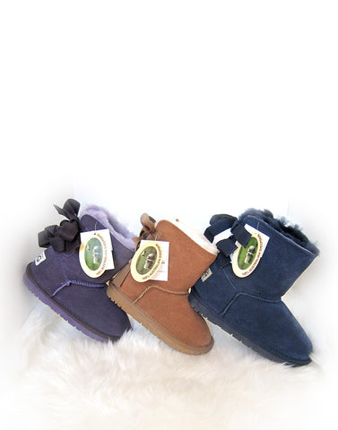 "Millers Kids Bailey Bow 6"" UGG"